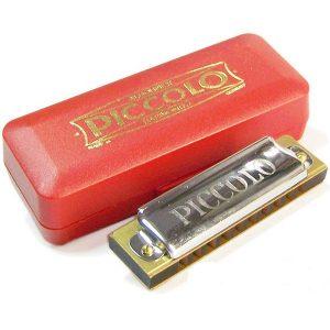 HOHNER 214/20 PICCOLO – Usna harmonika