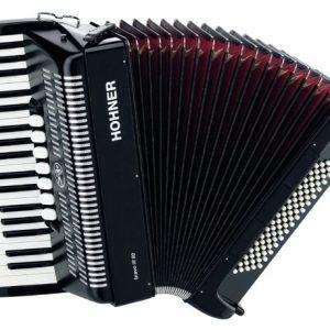 HOHNER Bravo III 80 – Školska  harmonika, 80 basova