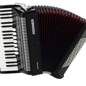 HOHNER Bravo III 96 – Školska  harmonika, 96 basova