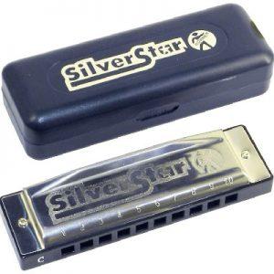 HOHNER 504/20 SILVER STAR – Usna harmonika
