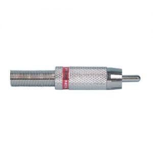 PROEL MRCA 20RD – RCA konektor, muški
