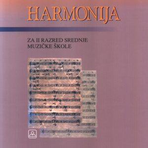 M. Živković: HARMONIJA za 2. r.