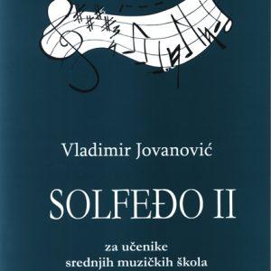 V. Jovanović: SOLFEĐO 2