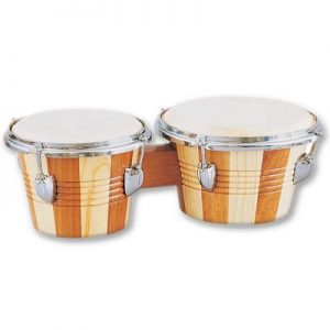 HALIFAX 2855 BONGO SET Stripped Wood – Bongosi