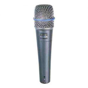 SHURE BETA 57A – Dinamički instrumentalni mikrofon