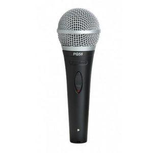 SHURE PG58 – Dinamički vokal mikrofon