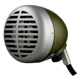 SHURE 520DX – Dinamički mikrofon za ozvučavanje usne harmonike