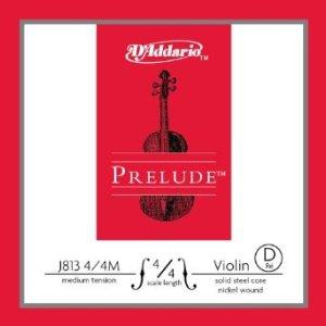 D'ADDARIO J813 1/2M – Pojedinačna D žica za violinu 1/2