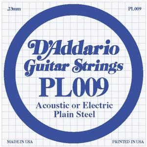 D'ADDARIO PL009 – Pojedinačna žica za gitaru