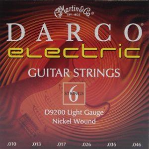 MARTIN & CO. D9200 – Set žica za električnu gitaru