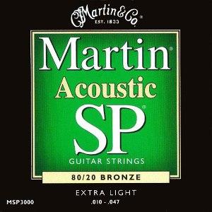 MARTIN & CO. MSP3000 – Set žica za akustičnu gitaru