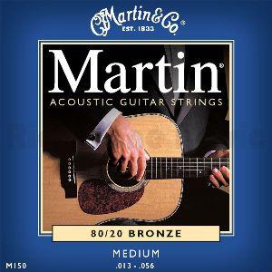 MARTIN & CO. M150 – Set žica za akustičnu gitaru