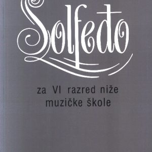 Borivoje Popović: SOLFEĐO 6