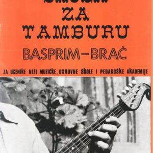 L. Malagurski: ŠKOLA ZA TAMBURU 1 basprim-brač