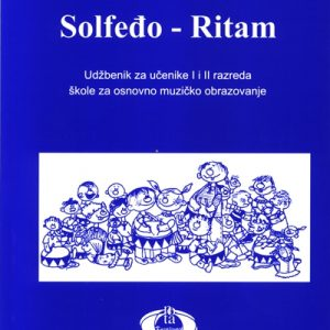 Zorislava M. Vasiljević: Solfeđo-Ritam 1