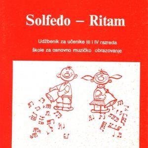Zorislava M. Vasiljević: Solfeđo-Ritam 2