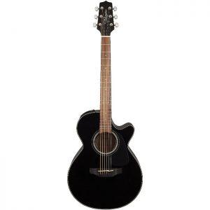 TAKAMINE GF30CE BLK – Ozvučena akustična gitara