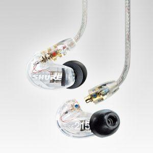 SHURE SE215 – Slušalice