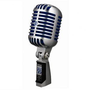 SHURE 55SH, Super55 – Mikrofon