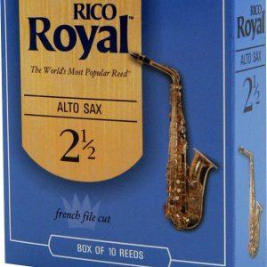 RICO ROYAL Trske za Alt Saksofon