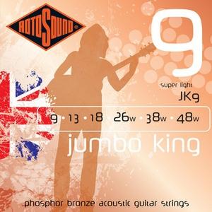 ROTOSOUND JK9 – Set žica za akustičnu gitaru