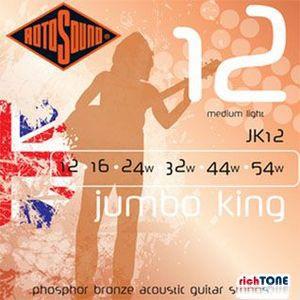 ROTOSOUND JK12 – Set žica za akustičnu gitaru