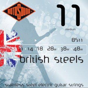 ROTOSOUND BS11 British steel