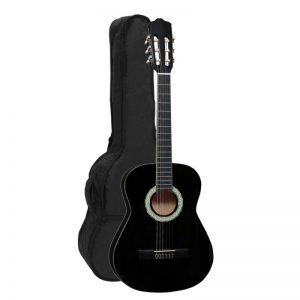 CATALUNA Klasična gitara 4/4 Black – GEWA