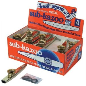 GEWA Kazoo – Kazu, metalni