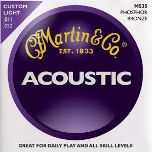 MARTIN & CO. M535 – Set žica za akustičnu gitaru