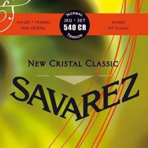 SAVAREZ 540CR – Set žica za klasičnu gitaru