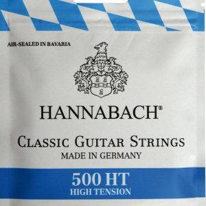 HANNABACH 500HT – Set žica za klasičnu gitaru