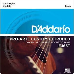 D'ADDARIO EJ65T – Set žica za tenor ukulele