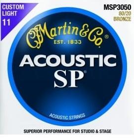 MARTIN & CO. MSP3050 – Set žica za akustičnu gitaru