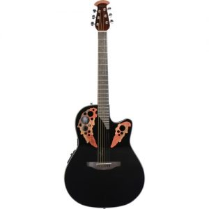 OVATION CE44-5 CELEBRITY ELITE MID-CUTAWAY – Ozvučena akustična gitara