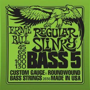 ERNIE BALL 2836 REGULAR SLINKY – Žice za bas gitaru