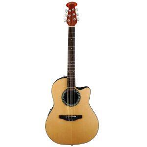 APPLAUSE AB24-4 E-Acoustic BALLADEER MID-CUTAWAY NATURAL- Ozvučena akustična gitara