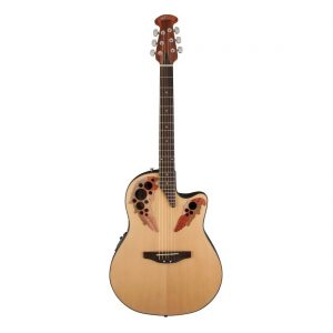 APPLAUSE AE44-4 E-Acoustic ELITE MID-CUTAWAY NATURAL – Ozvučena akustična gitara