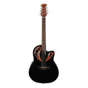 APPLAUSE AE44-5 E-Acoustic ELITE MID-CUTAWAY – Ozvučena akustična gitara