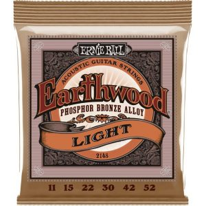 ERNIE BALL EARTHWOOD 2148 Phosphor Bronze Light – Set žica za akustičnu gitaru