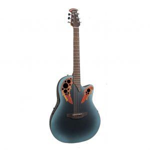 OVATION CE44-RBB CELEBRITY ELITE MID-CUTAWAY – Ozvučena akustična gitara