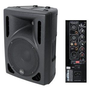 ALPHA AUDIO A-AMP 10″ BIAMP – Aktivna zvučna kutija