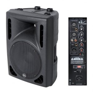 ALPHA AUDIO A-AMP 12″ BIAMP – Aktivna zvučna kutija
