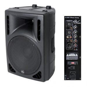 ALPHA AUDIO A-AMP 15″ BIAMP – Aktivna zvučna kutija