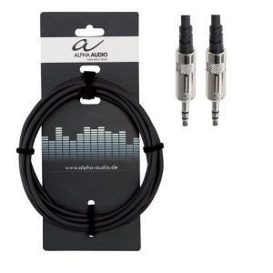 ALPHA AUDIO Connection Cable PRO line – Audio Kabal