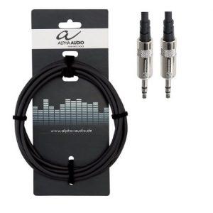 ALPHA AUDIO Connection Cable PRO line – Audio Kabal