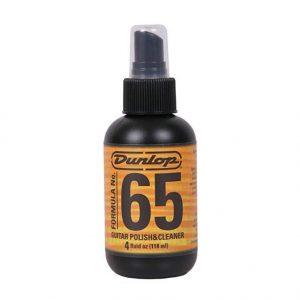 DUNLOP 654 Formula 65 Guitar Polish & Cleaner – Sredstvo za čišćenje i poliranje tela gitare
