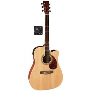 GEWA VGS D10CE Natur – Ozvučena akustična gitara