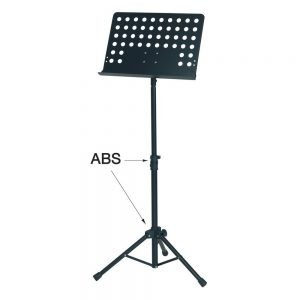 GEWA Orchestra Music Stand FX – Notni stalak, orkestarski