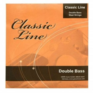 GEWApure Set of Strings for Double Bass CLASSIC LINE – Set žica za kontrabas 4/4